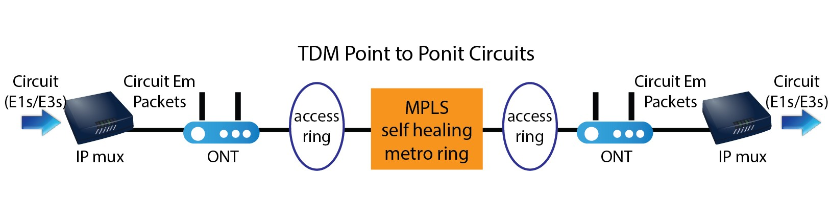 TDM Point to Point Circuts