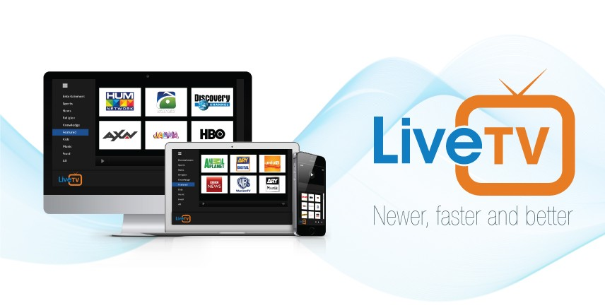 Live TV Streaming - Nayatel