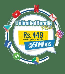 UBP 50 menu